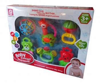 Set Zvecki za bebe model 2