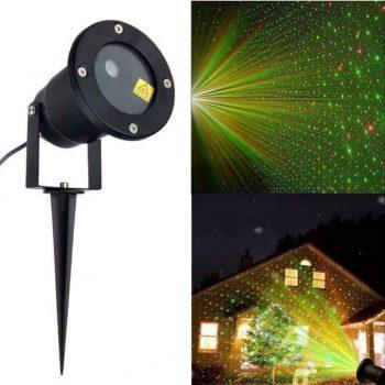 LED Laser Spoljni ili Unutrasnji RGB