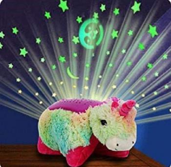 Projektor zvezdano nebo – Jednorog sa MUZIKOM