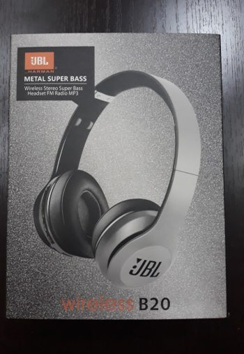 JBL Bluetooth Slušalice B20-Novo!
