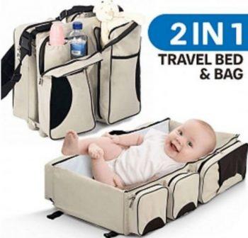 Torba-Krevet za bebu-Baby bed and bag! Novo!
