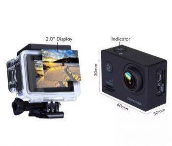 Go Pro 1080P Wifi Akciona Kamera 12Mpx-Rasprodaja!