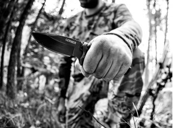 Gerber Lovacki Noz Profi-Gerber Hunting!