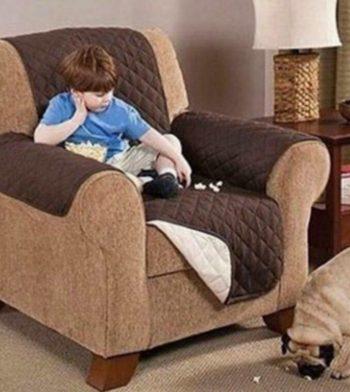 Couch Coat zastitni prekrivac sa dva lica za fotelju