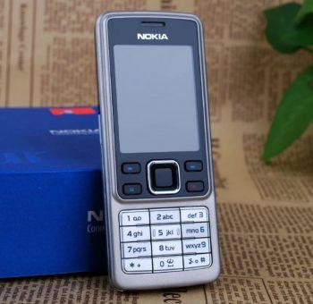 Nokia 6300 u crnoj i sivoj boji-Novo!