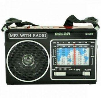 Prenosni MP3 Radio-Novo!