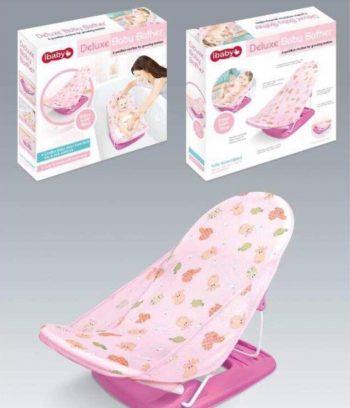Lezaljka za kupanje bebe-Novo!