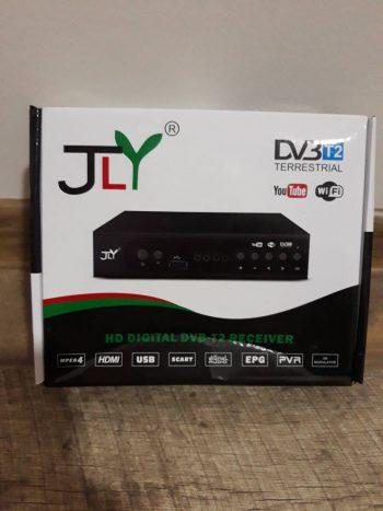 JLY Resiver-Set Top Box -Novo!