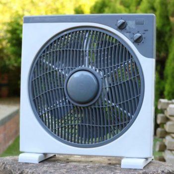 Ventilator podni 30cm beli-Novo!