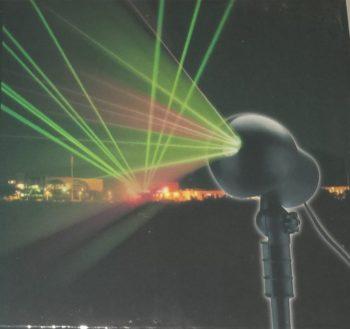 LED Laser Spoljni ili Unutrasnji RGB najveci model-Novo!