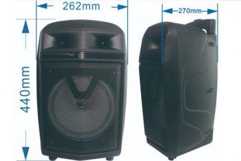 Veliki Bluetooth Karaoke Zvucnik JBK-0803 Najnovi na trzistu