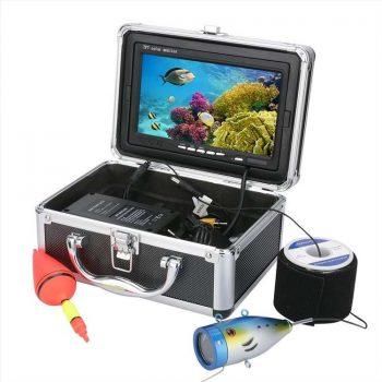 Podvodna kamera za ribolov – set