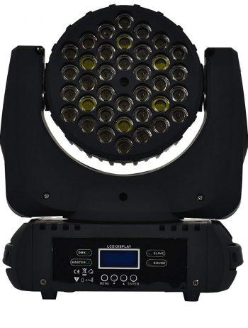 Led Roto Glava 150w RGB 3x36W DMX-Novo na trzistu!