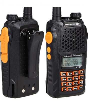 Baofeng UV-6R Radio Stanica dual-band