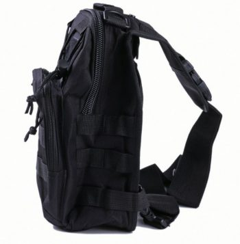 Takticka torba preko ramena zelena i crna-Novo!