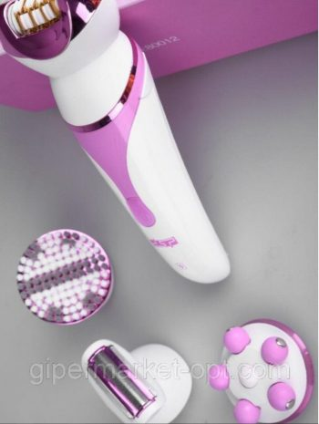 DSP epilator BEST 4in1 80012-Novo