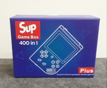 Sup Game Box 400 u 1