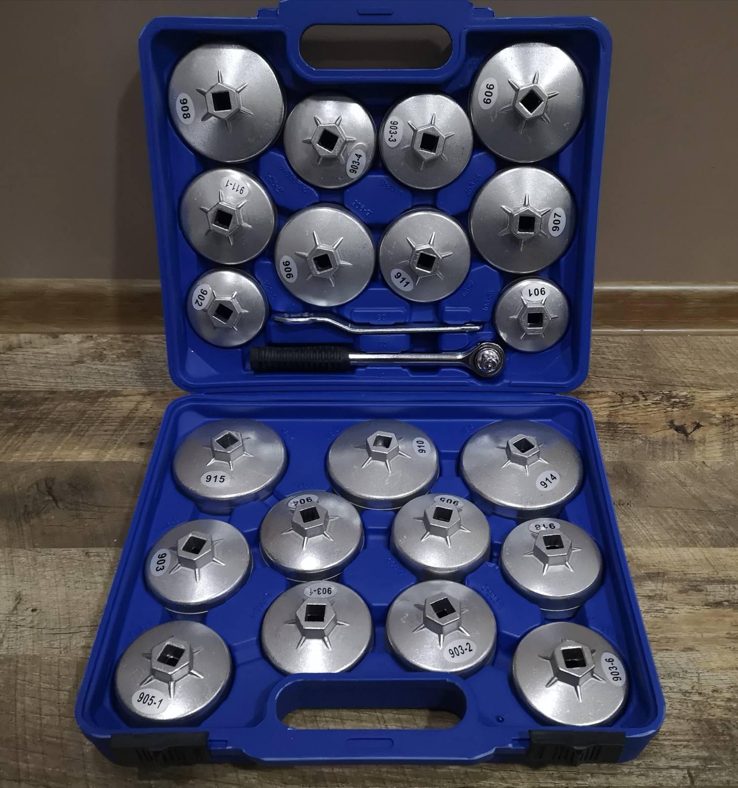 Set alata za skidanje uljnih filtera