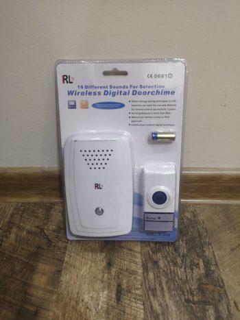 Kucno zvono model 2 – Wireless-Novo!