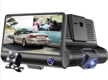 Auto kamera 3 u 1 Auto kamera Full HD unutrasnja i zadnja