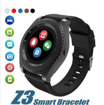 Smart sat Z3 sa kamerom i mikrofonom-fitnes sat
