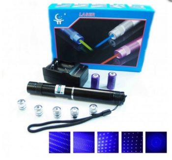 Najjaci laser na svetu 1000mW Blue Laser