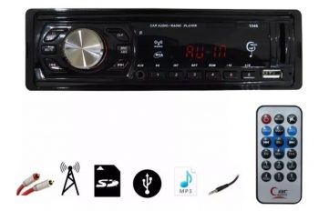 Auto radio usb/mp3/sd card bluetooth,Novi Model!