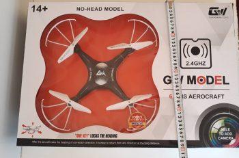Dron XQ-15 2,4ghz sa 6 kanala-Novo!
