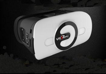 Virtuelne Naocare Sa Bluetooth Komandama-VR Ronky – 3D