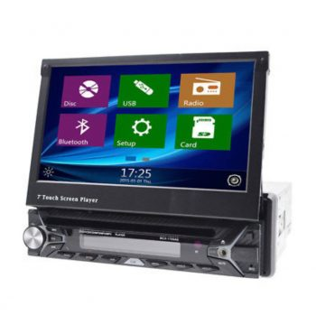 1din Multimedija 7in MP5 Player Bluetooth SD HD MCX-1703AD