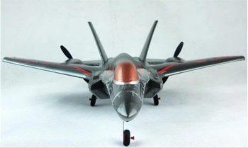 Avion RC 2.4GHz F35 / Avion na daljinski F35
