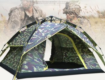 Sator za kampovanje 250x250cm-Novo!