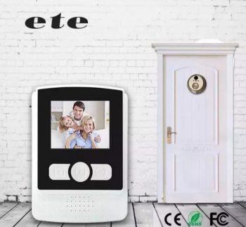Smart door wifi interfon-Novo!