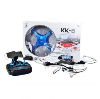 Dron Kvadrokopter sa kamerom model KK6