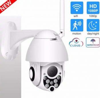 IP WiFi PTZ kamera spoljna 360 vodootporna 1080P