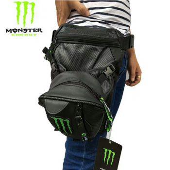 Monster torbica za struk ili nogu-Novo!
