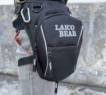 Laico Bear Vrhunska moto torbica za oko struka-Novo!