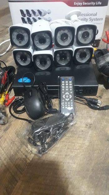 Video nadzor AHD sa 8 kamera 4MPX! Novo!
