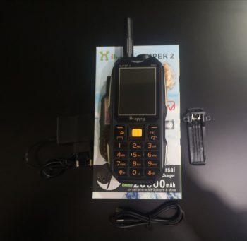 Land Rover mobilni telefon model sa 3 sim kartice 20000mAh
