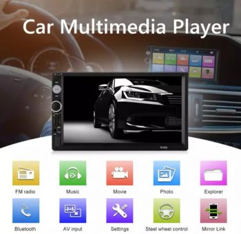Multimedia 7010G 2din sa Navigacijom+Blendom+Miror Link
