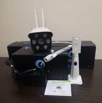 IP Wi-Fi Kamera 1080P FullHD rezolucija-Spoljna