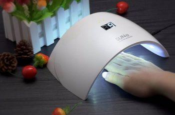UV Led lampa za nokte 24w-Novo!