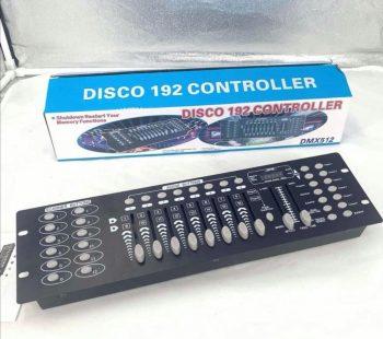 DMX 512 kontroler sa 192 kanala