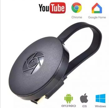CromeCast uređaj za TV strimovanje – Miracast G2