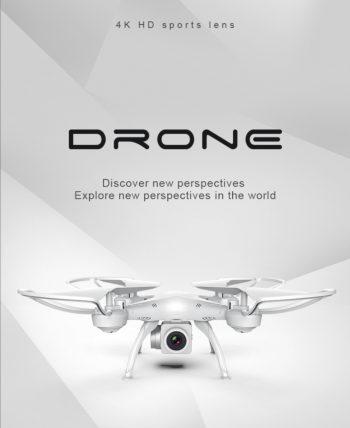 Dron F60 sa kamerom-Rasprodaja