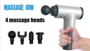 Masazer Pistolj za masazu Fascial Muscle Gun-masazer