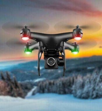 Dron -Kvadrokopter sa Kamerom Wifi Fpv HD