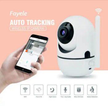 IP kamera za video nadzor/Auto tracking/Smart net