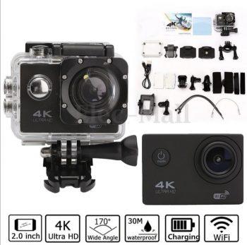 Sportska kamera 4k ultra hd wi fi 4k