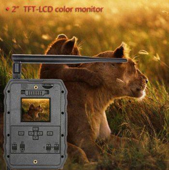 S880G 12MP HD 1080P Digitalna lovačka kamera 3G